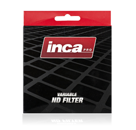 inca pro variable nd filter